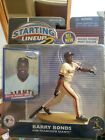 Barry Bonds Starting Lineup 2 Figure And Playing Card 2001 San Francisco Giants