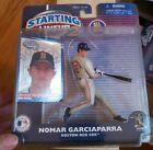 Nomar Garciaparra Starting Lineup 2 Boston Red Sox Figure And Card 2001
