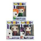 Funko Pop! Hocus Pocus Sanderson Sisters Winifred, Sarah and Mary Set of 3