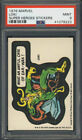 1976 Topps Marvel Super Heroes Stickers 40