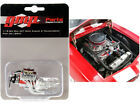 ENGINE  TRANSMISSION REPLICA BIG RED 427 RACE ENGINE 1 18 SCALE BY GMP 18947