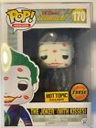 Funko Pop! The Joker with Kisses Bombshells CHASE Hot Topic Exclusive #170