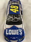 Jimmie Johnson Autograph Signed 124 Diecast Limited Edition 2003 Monte Carlo