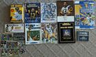 Kurt Warner Lot Cereal Box NFL Rams Sports Illustrated Book Cards Photos FDC