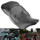 2 Up Rider Passenger Seat For Harley Electra Glide Ultra Classic FLHTC 1997 2007