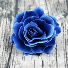 Cloth Rose Lot Large Artificial Flowers Heads 4in Fake Floral Wedding Wholesale