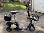 43cc Moped Gas Scooter