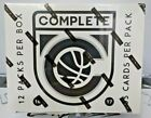 2016-17 Panini Complete NBA Basketball 12ct Fat Pack Sealed Box FAST FREE SHIP