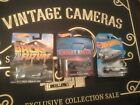 Hot Wheels HW Screen Time Back To The Future Time Machine Hover Mode Delorean