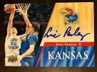2013 Upper Deck University of Kansas Basketball Cards 15