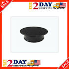 Motorized Rotating Jewelry Turntable Display Stand Electric Loading Velvet Top