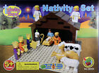 Nativity Set Building Blocks NEW Trinity Toyz Works With Other Building Sets
