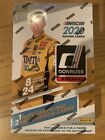 2020 PANINI DONRUSS RACING HOBBY BOX 24-8 Cards Packs. 1 Auto & 2 Relics Per Box