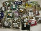 40 Dozen Mixed 36 Glass Seed Bead Necklaces Wholesale Bulk Clearance Lot HG 1