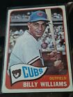 Billy Williams Cards, Rookie Card and Autographed Memorabilia Guide 8