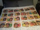 1970 Topps Baseball Posters Complete Set of 24 Clemente