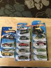 Hot Wheels Super Treasure Hunt Camaro treasure Hunt First Editions Plus Lot
