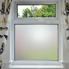 White Frosted Window Film Privacy Opal Frosted Glass Self Adhesive Windows Film