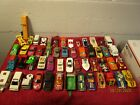 Large Lot Matchbox Hot wheels Diecast Cars Some Vintage Some Not Junkyard Lot