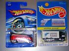 Hot Wheels 1995 Feed The Children + 2006 Car Mystere Customized VW Drag Bus