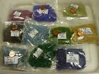 100 Strands 36 Assorted Colors Glass Seed Bead Necklaces Wholesale Bulk CP 4