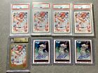 Anthony Rendon Investment Lot Bowman Chrome Update Gold Rookie PSA 10 2013 2012