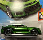 2018 Hot Wheels Muscle Mania 2017 CAMARO ZL1 SUPER TREASURE HUNT Real Riders