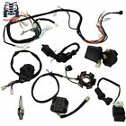 Electric Wiring Harness Wire Magneto Stator For Go Kart GY6 125cc 150cc ATV USA