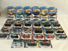 HOT WHEELS LOT OF 27 MUSTANG ASSORTED 92 FORD MUSTANG 2005 FORD MUSTANG ETC