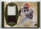 2012 Topps Five Star Football Rookie Card Guide 38