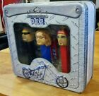 Orange County Choppers Pez Tin w/ 3 dispensers & Pez candy Paul Jr. Mikey