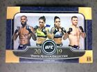 2019 Topps UFC Museum Collection Factory Sealed Hobby Box