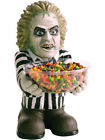 Trick Or Treat Beetlejuice Horror Character Candy Holder With Bowl