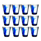 Bormioli Rocco Murano 145 oz Cobalt Blue Beverage Glass 12 Pack