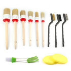 35612 Pcs Car Detailing Brush Truck Vehicle Auto Wheel Rims Clean Brush Set