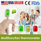 Digital Lcd Infrared Thermometer Non-contact Forehead Baby Adult Temperature Lot