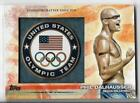 2012 Topps U.S. Olympic Team and Olympic Hopefuls Trading Cards 57