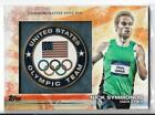 2012 Topps U.S. Olympic Team and Olympic Hopefuls Trading Cards 56