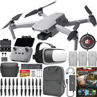 DJI Mavic Air 2 Drone Quadcopter Fly More Combo 48MP 4K Video with Remote Bundle