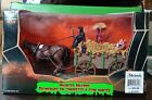 NEW In Box Haunted Hayride Lemax 2005 Spooky Town Halloween Village 53530 GRIM