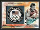 2012 Topps U.S. Olympic Team and Olympic Hopefuls Trading Cards 48