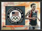 2012 Topps U.S. Olympic Team and Olympic Hopefuls Trading Cards 51