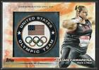 2012 Topps U.S. Olympic Team and Olympic Hopefuls Trading Cards 52