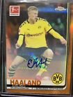 2018-19 Topps Chrome Bundesliga Soccer Cards 10