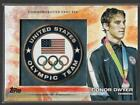 2012 Topps U.S. Olympic Team and Olympic Hopefuls Trading Cards 50