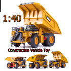US 140 Tipping Vehicle Lorry Boys  Girls Toy Dump Truck Diecast Construction