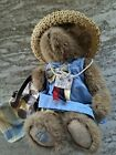 Longaberger RARE Boyds 2001 Bee Bear MINT FREE SHIPPING!