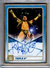 2020 Topps WWE Triple H 25th Anniversary Wrestling Cards 11