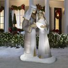 Lighted Inflatable Christmas Nativity Outdoor Decoration 65 ft