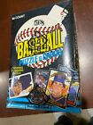 1985 Donruss Baseball unopened wax box BBCE wrapped 36 pack Clemens & Puckett